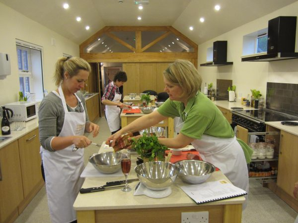 Thai Cookery Course 2015