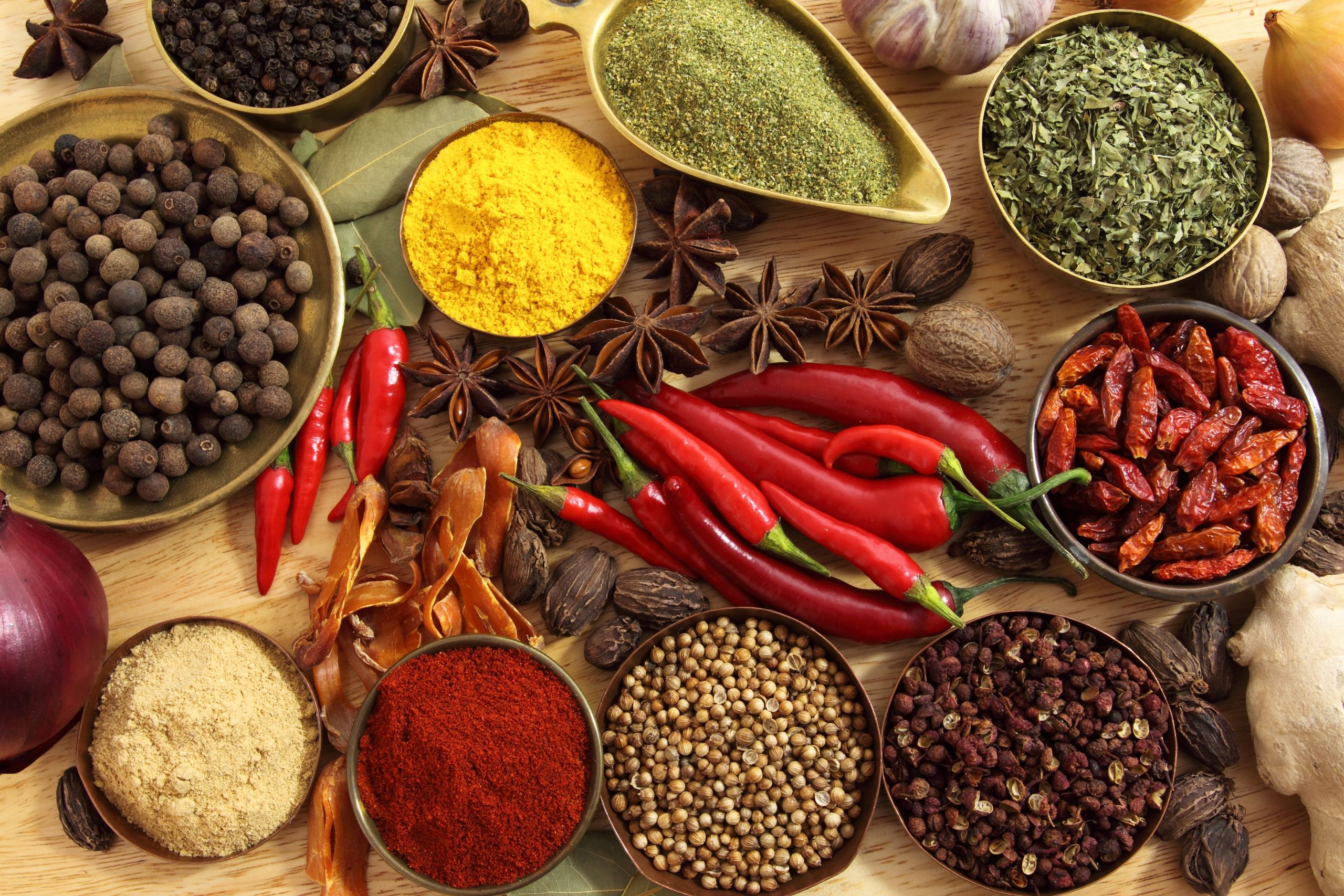 Spices Curry Classes