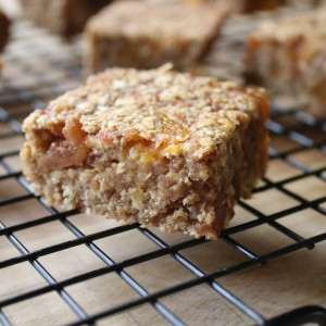 Yorkshire Wolds Cookery School Berry Fruit Bar Recipe